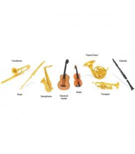 Hudobné nástroje, tuba Safari