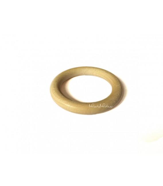 Drevený krúžok (hryzátko)