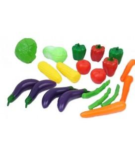 Zelenina veľký set