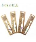 Detská zubná kefka BIO Jack N' Jill
