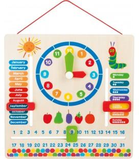 Môj prvý kalendár Húsenička