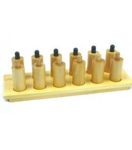 Montessori tlakové valčeky