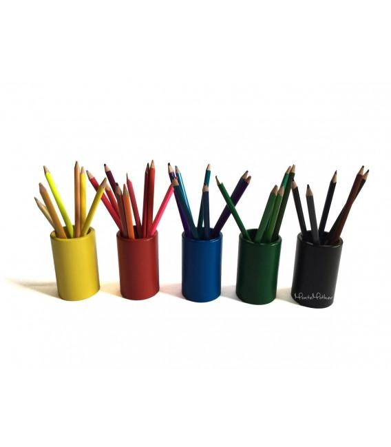 Stojan na ceruzky - set 5 ks