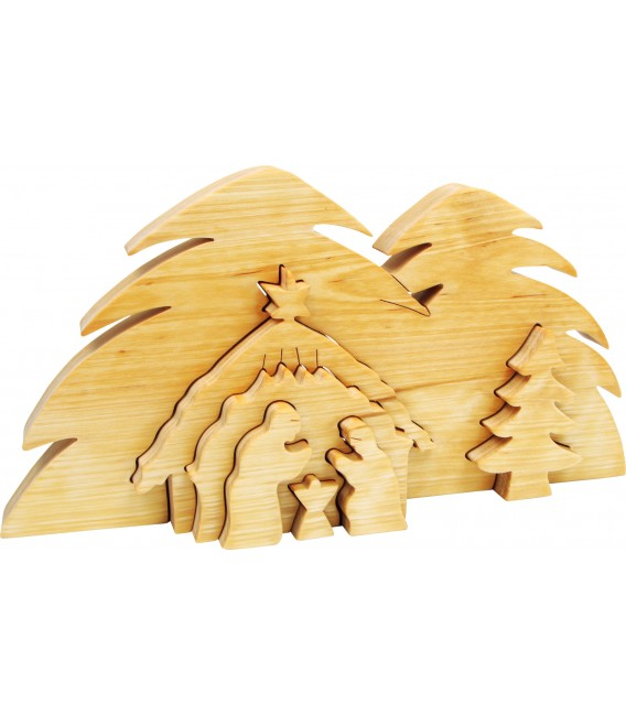 Betlehem 3D puzzle