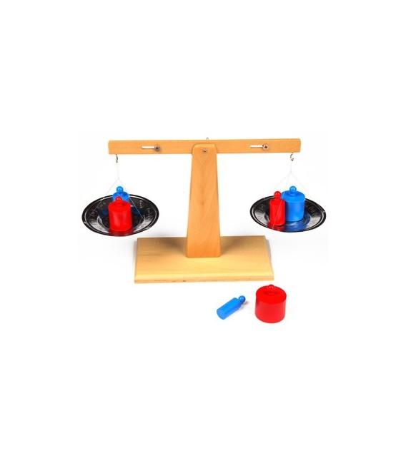 Montessori váhy