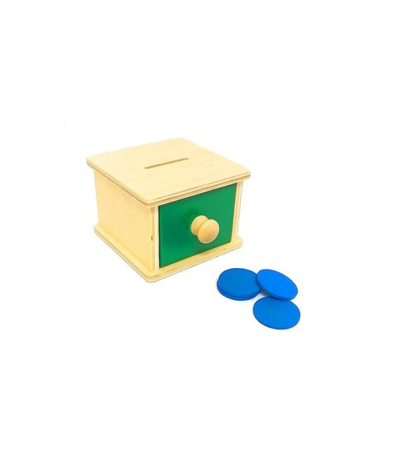 Pokladnička Montessori