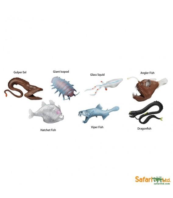 Hlbokomorské živočíchy, tuba Safari