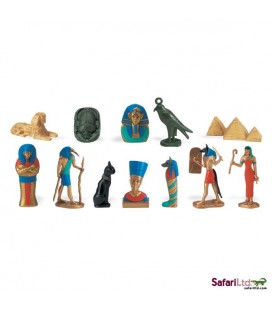 Staroveký Egypt, tuba Safari