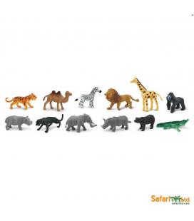Zvieratá v divočine, vrecko Safari