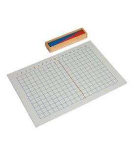 Tabuľka na sčítanie