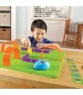 Programovacia myška s hracou podložkou