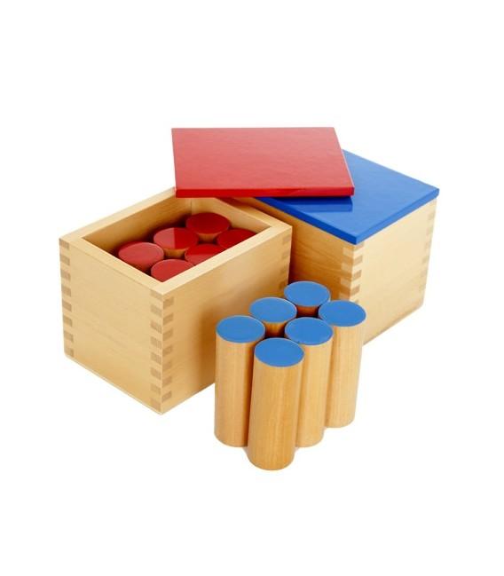 Montessori zvukové valčeky