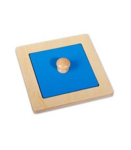 Montessori puzzle štvorec