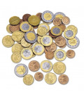 Euro mince, detské peniaze