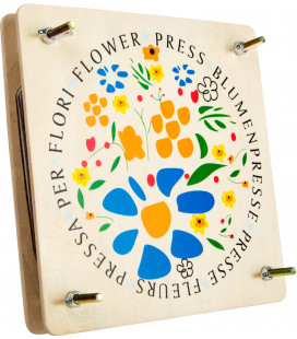 Lis na kvety a listy