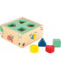 Krabička na vhadzovanie tvarov