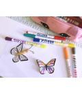 Závesné telo motýľa (5ks)