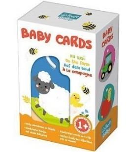 Baby kartičky na krúžku vidiek