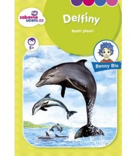 Náučná knižka Delfíny