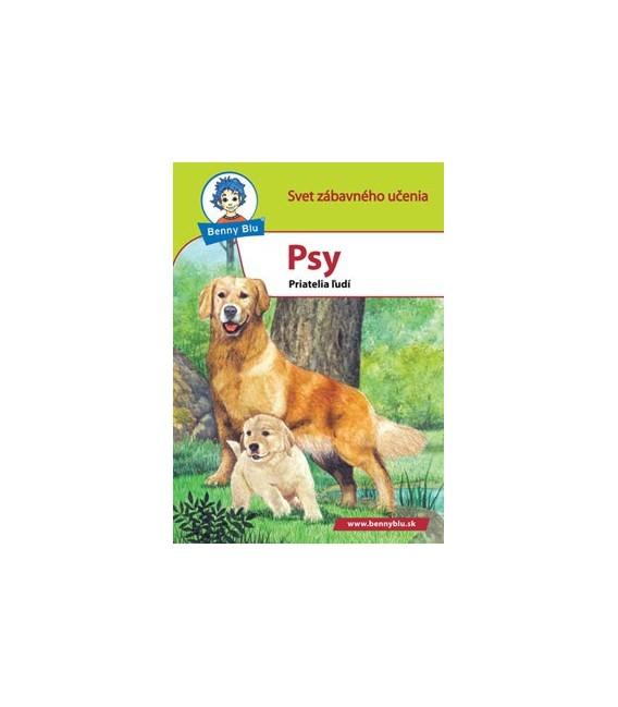 Náučná knižka Psy