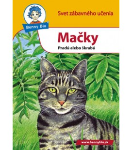 Náučná knižka Mačky