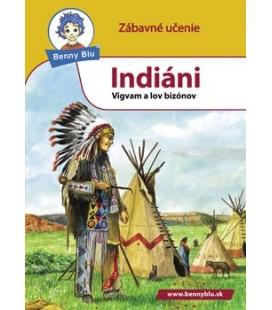 Náučná knižka Indiáni