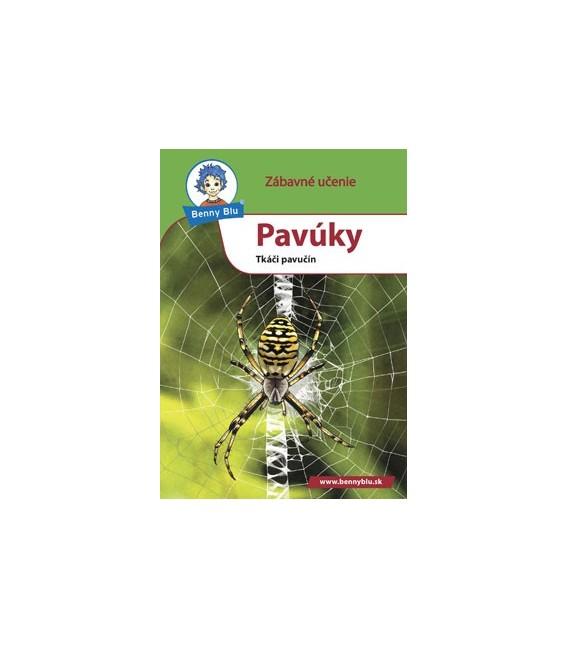 Náučná knižka Pavúky