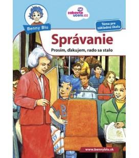 Náučná knižka Správanie