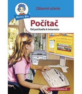 Náučná knižka Počítač