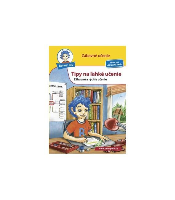 Náučná knižka Tipy na ľahké učenie