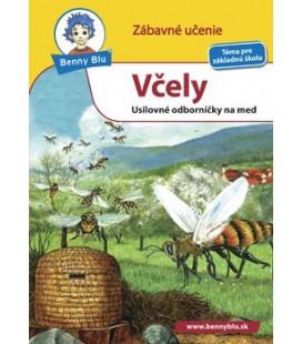 Náučná knižka Včely