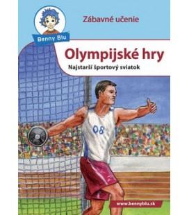Náučná knižka Olympijské hry