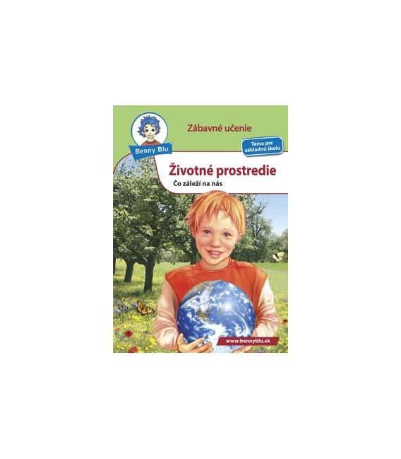 Náučná knižka Životné prostredie