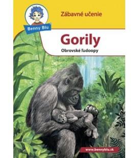 Náučná knižka Gorily