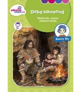 Náučná knižka Doba kamenná