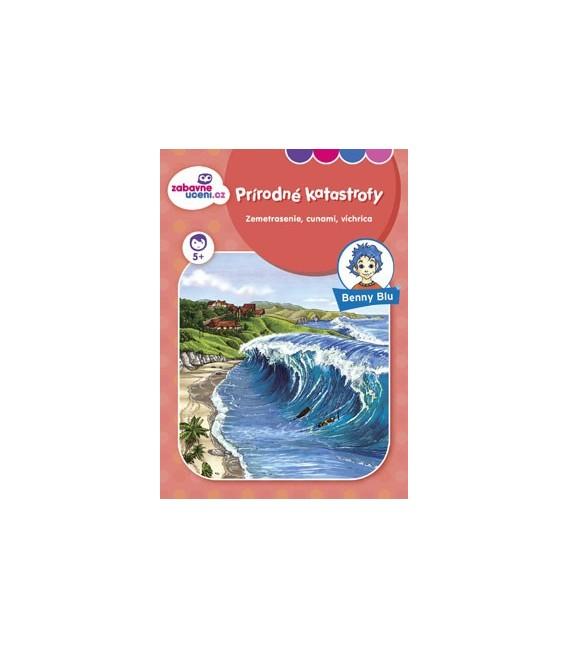 Náučná knižka Prírodné katastrofy