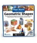 Geometrické telesá obrázkami predmetov