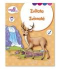 Vedomostné omaľovánky - Zvieratá