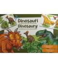 Dinosaury, vystrihovačka pre začiatočníkov