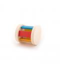 Farebný valček s guličkou