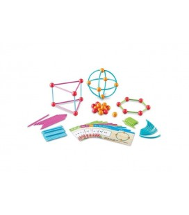 Konštrukčný set geometrické tvary