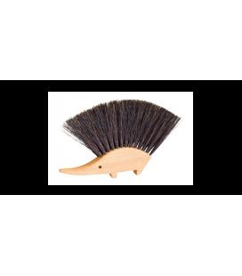 Metlička na omrvinky čierny ježko