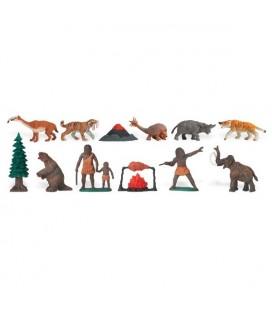 Prehistorický život (doba ľadová), tuba Safari