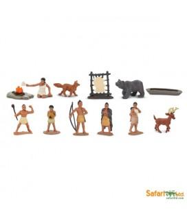 Indiáni, tuba Safari