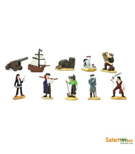 Piráti, tuba Safari