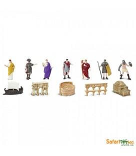 Antický Rím, tuba Safari