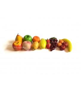 Ovocie - veľký set