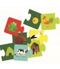 Zvieratá - Malý objaviteľ Trefl