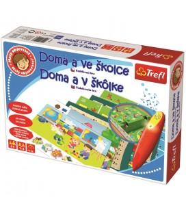 Doma a v škôlke, hra s elektronickým perom