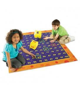 Stovková tabuľka, podložka na podlahu